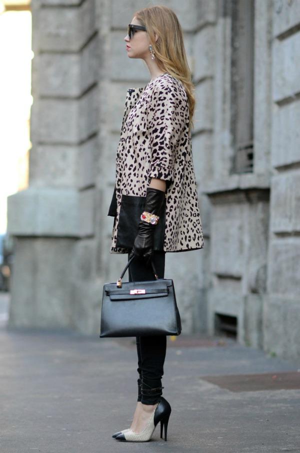 slika71 10 odevnih kombinacija: Chiara Ferragni