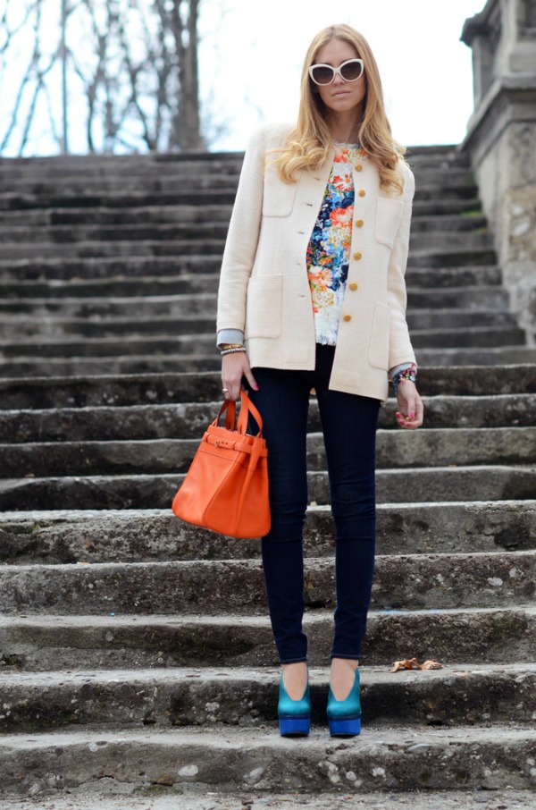 slika9 10 odevnih kombinacija: Chiara Ferragni