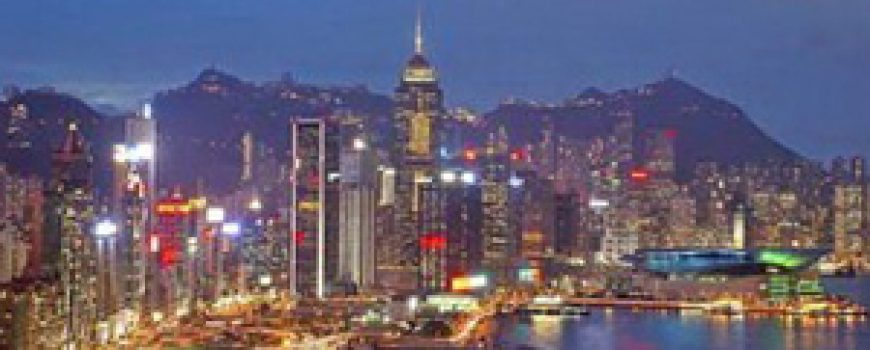 Hungry for fashion… Let Hong Kong fill your appetite!