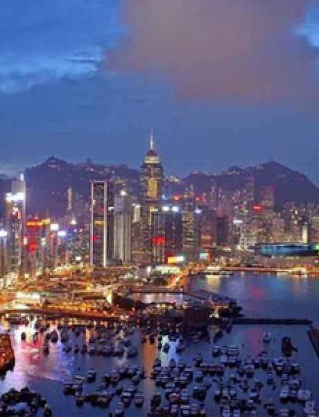 Gladni mode? Hong Kong će vas zasititi!