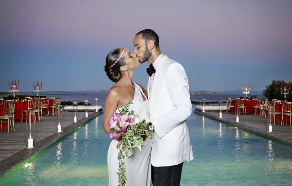 wedding ak Who Run the World: Alicia Keys