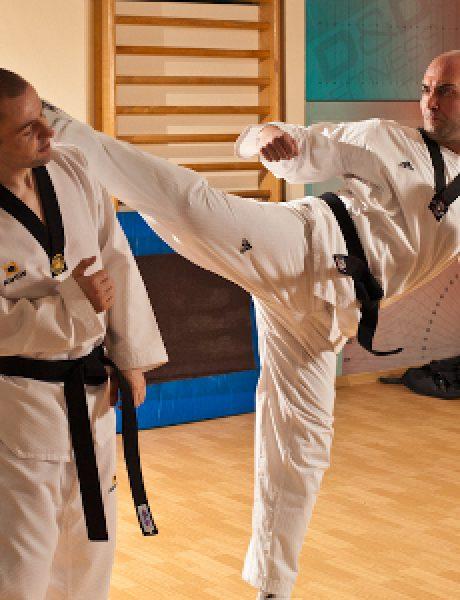 Kad udara Taekwondo