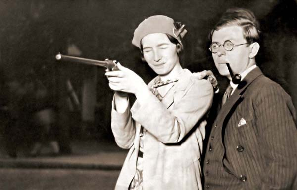 1. slika Simon Oni su se voleli: Simone de Beauvoir i Jean Paul Sartre