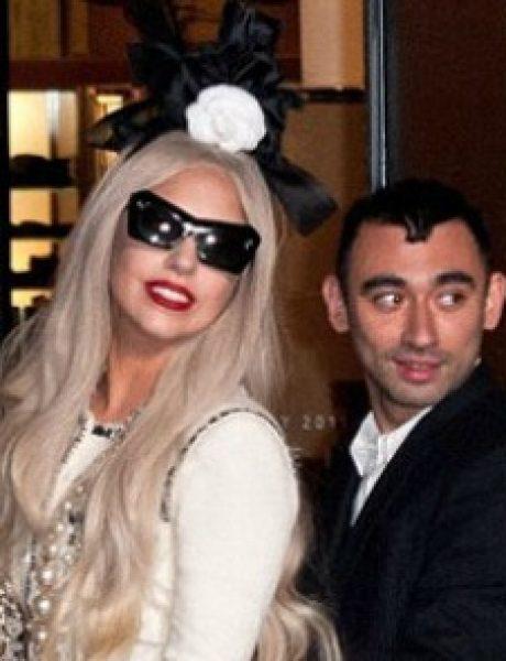 10 odevnih kombinacija: Lady Gaga