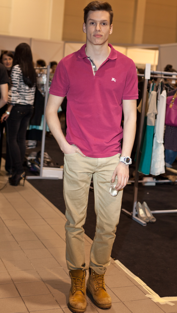 10 Belgrade Style Catcher: Amstel Fashion Week Backstage (1. deo)