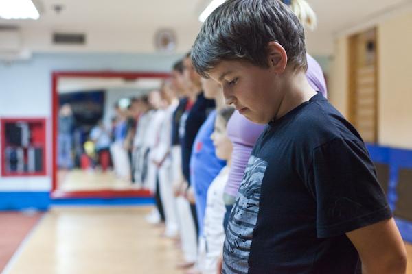 116 Kad udara Taekwondo