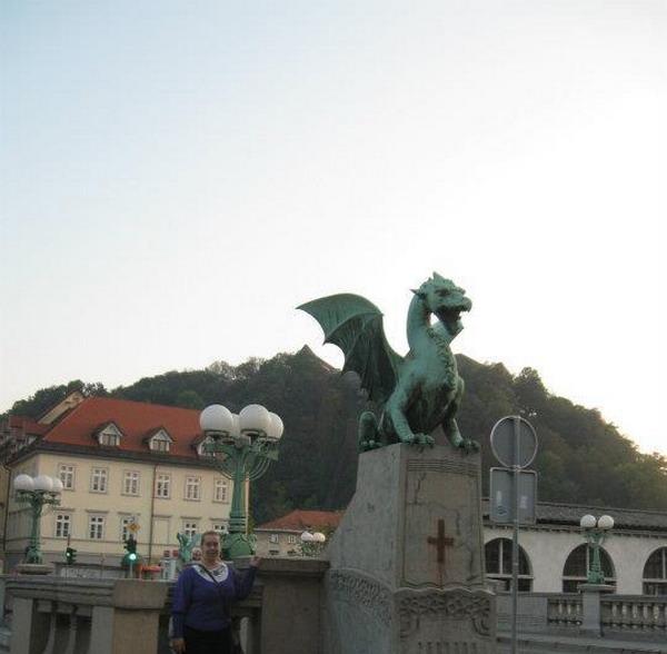 144 Studenti bez granica: Savršen sklad Ljubljane
