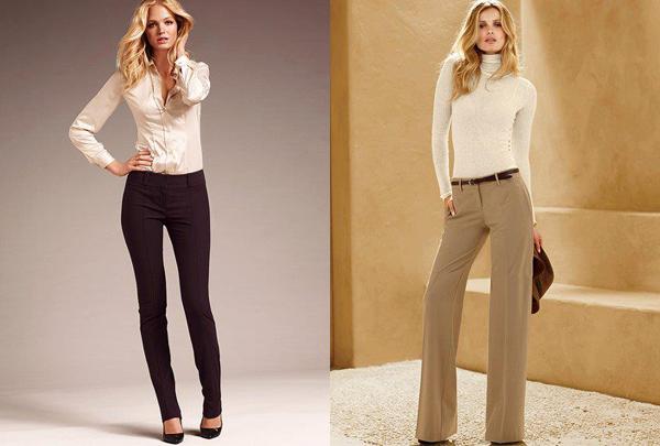 163 Poslovna moda: Ženske odevne kombinacije