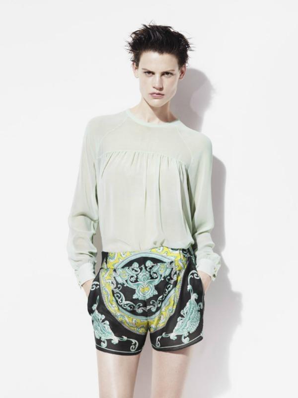 194 Zara: Minimalizam i print