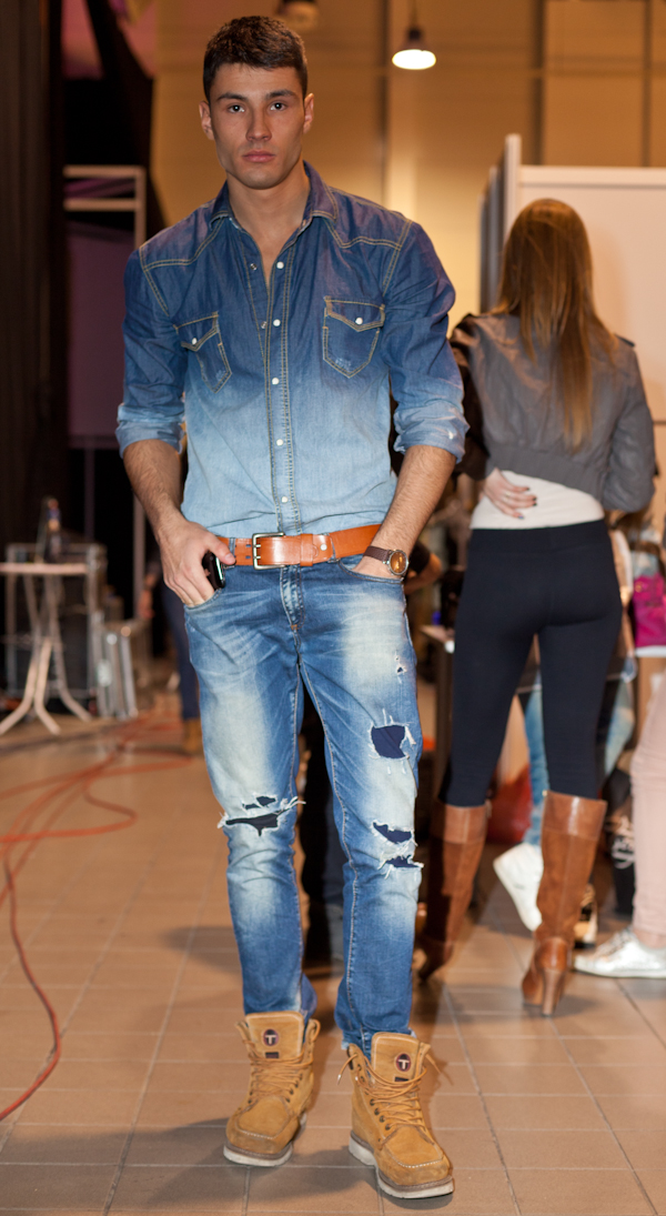 211 Belgrade Style Catcher: Amstel Fashion Week Backstage (2. deo)