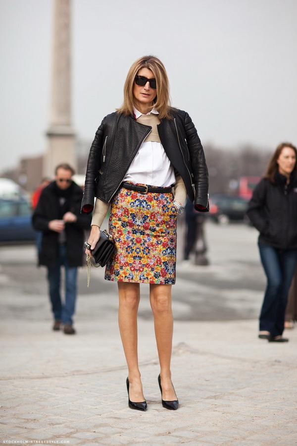 232932 980 Street Style: Ulica je modna pista