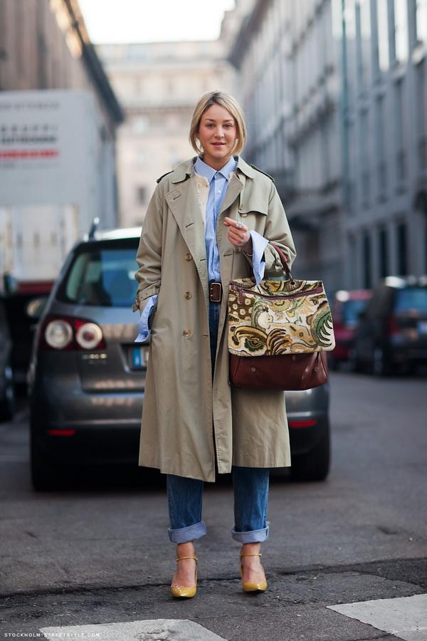 233234 980 Street Style: Ulica je modna pista