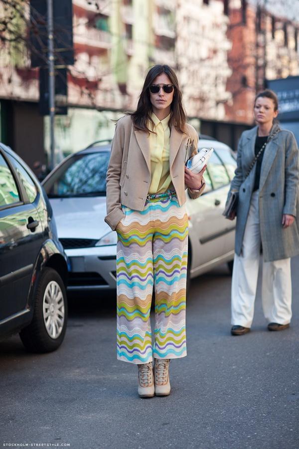 233235 980 Street Style: Ulica je modna pista