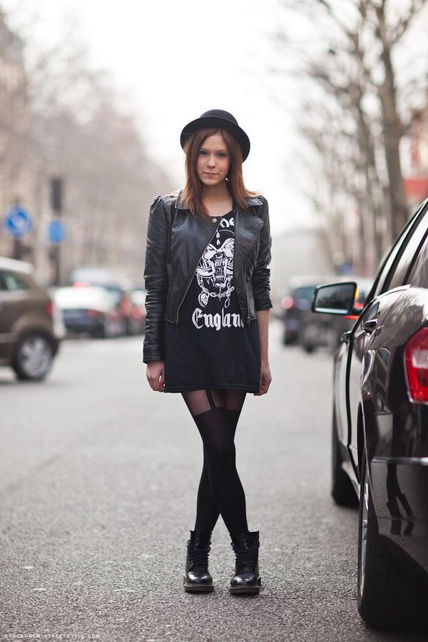 233510 980 Street Style: Ulica je modna pista