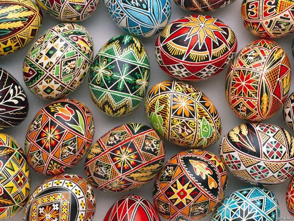 238 Nedeljna doza kreativnosti: Za najlepša uskršnja jaja