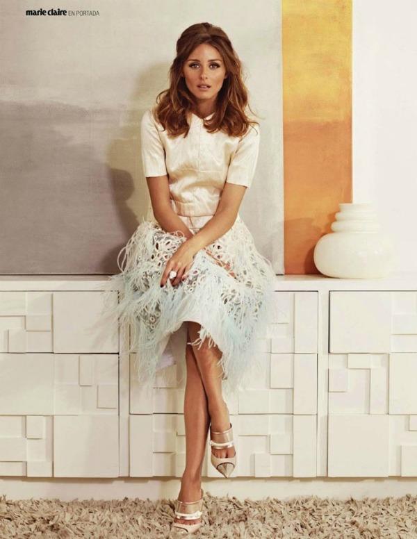"241 ""Marie Claire Spain"": Neodoljivo glamurozna Olivia Palermo"