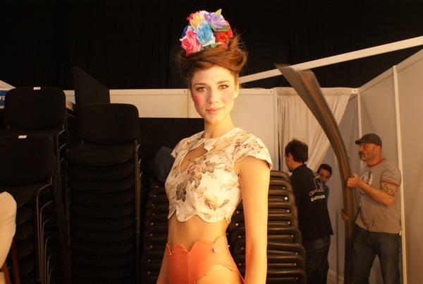 249 Fashion Week: Revije, bekstejdž i atmosfera