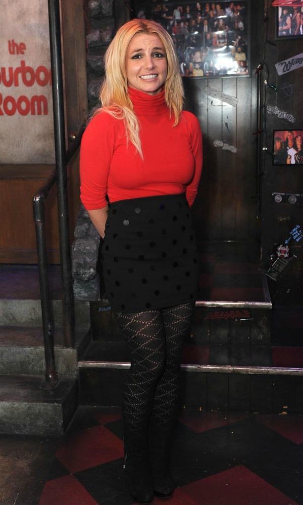 250 10 odevnih kombinacija: Britney Spears