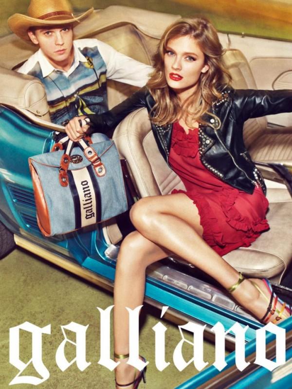258 Galliano: Na putu za Las Vegas
