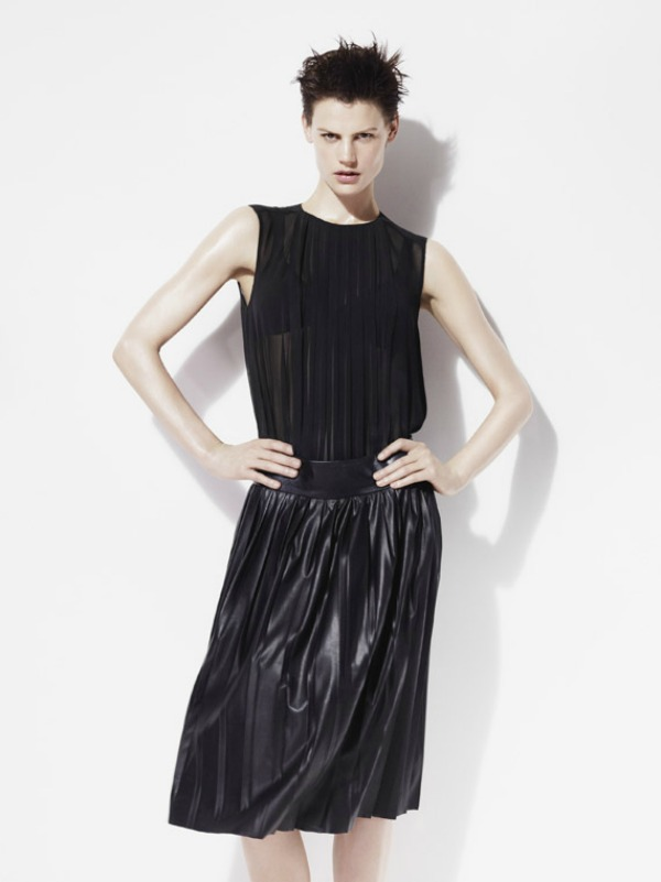279 Zara: Minimalizam i print