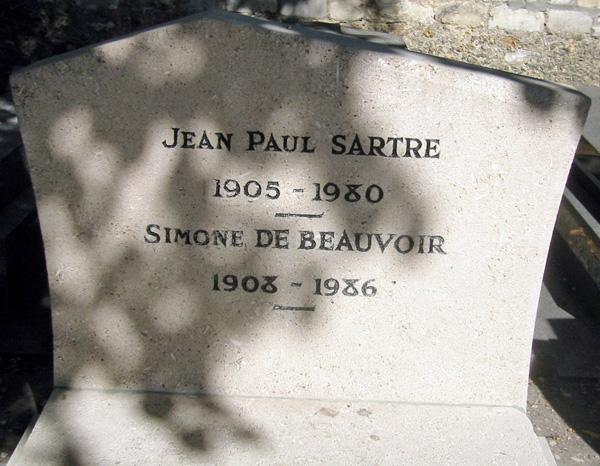 3. slika Oni su se voleli: Simone de Beauvoir i Jean Paul Sartre
