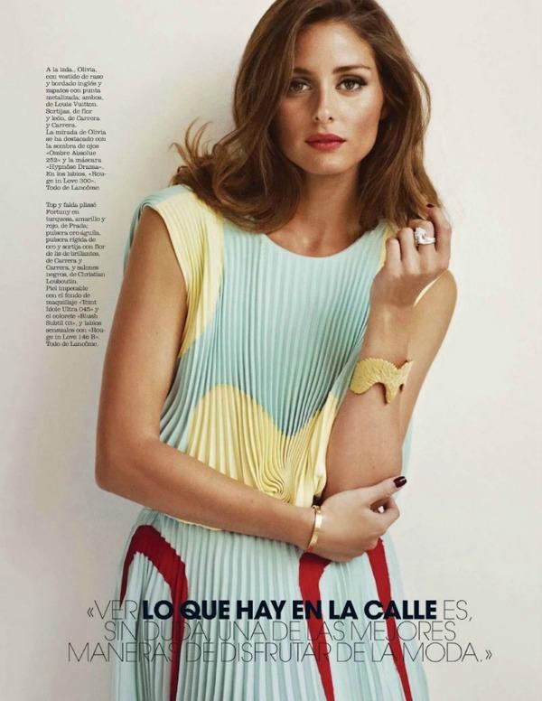 "333 ""Marie Claire Spain"": Neodoljivo glamurozna Olivia Palermo"