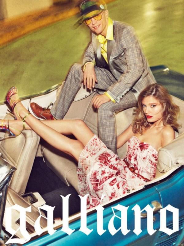 351 Galliano: Na putu za Las Vegas
