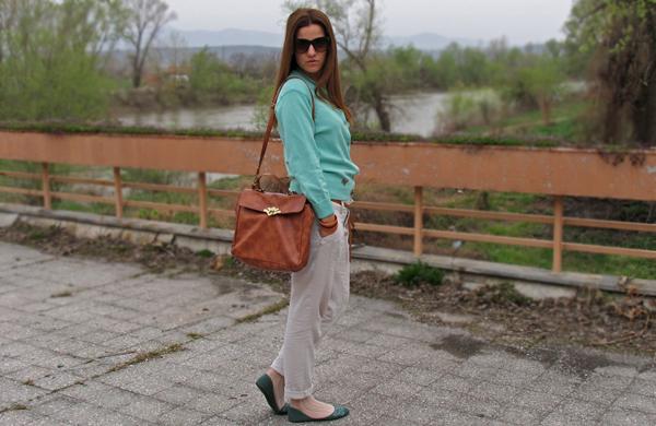 422 Modni blogovi: Print, velike torbe i kožne jakne