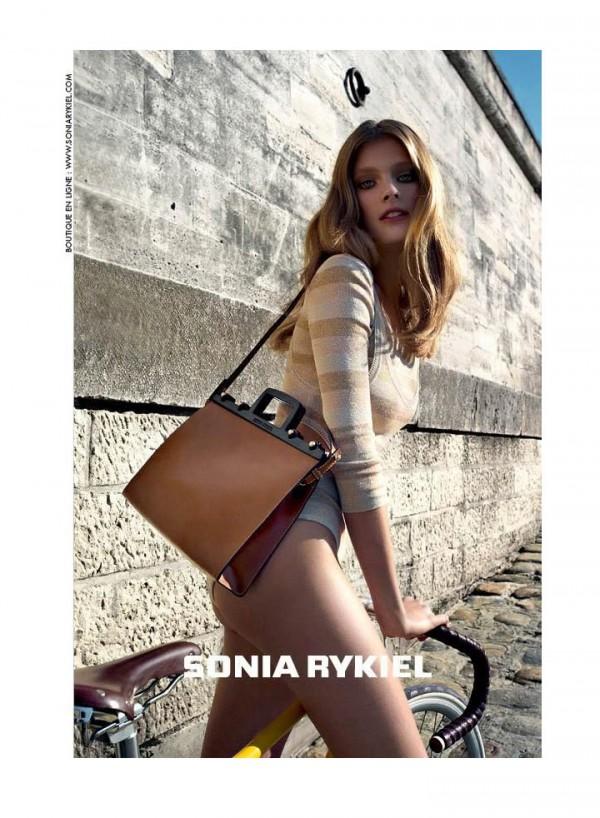 444 Sonia Rykiel: Šik vožnja biciklom
