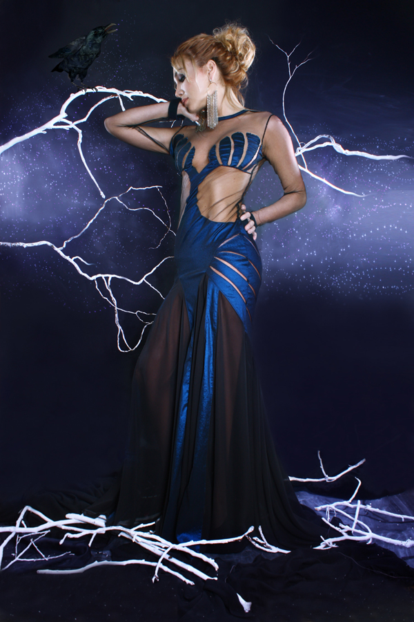 4m Jovana Nikolić u haljinama Marka Marosiuka