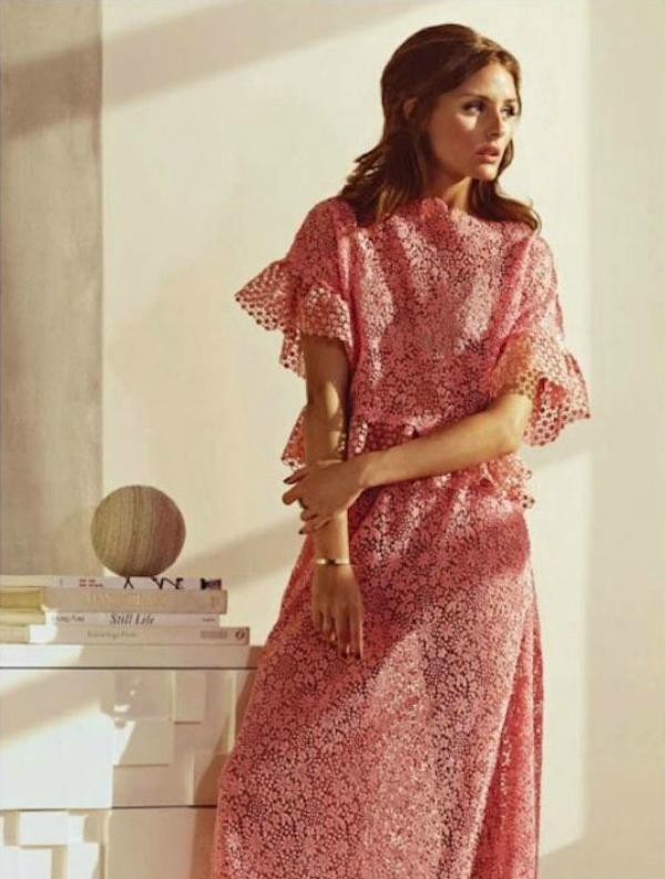 "528 ""Marie Claire Spain"": Neodoljivo glamurozna Olivia Palermo"