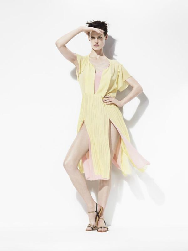 553 Zara: Minimalizam i print