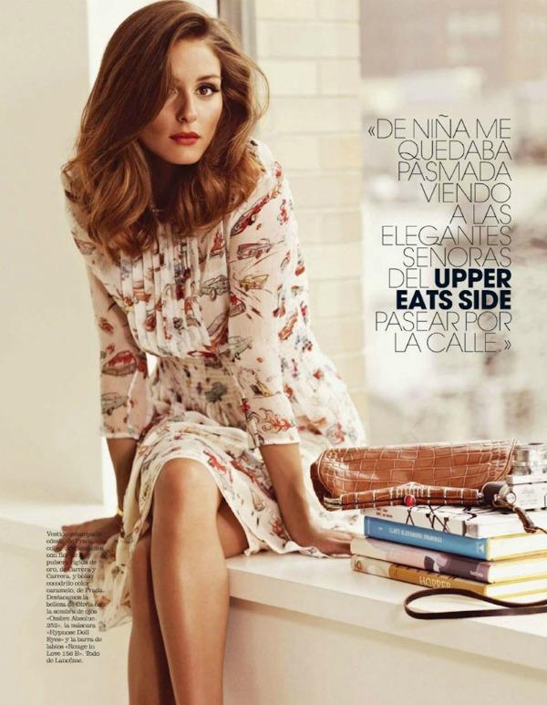 "623 ""Marie Claire Spain"": Neodoljivo glamurozna Olivia Palermo"