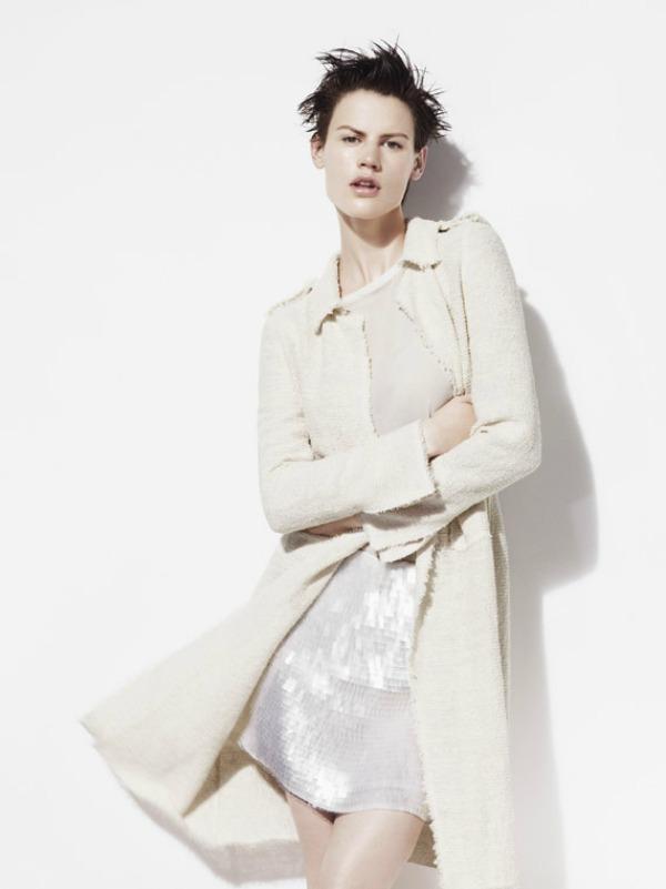 640 Zara: Minimalizam i print