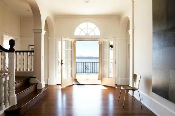 700 belvedere hallway 10 Enterijer i dom: San Francisko na drugačiji način