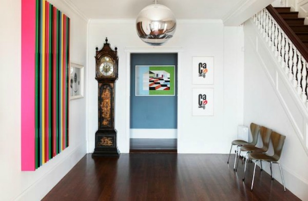 700 belvedere hallway 2 Enterijer i dom: San Francisko na drugačiji način
