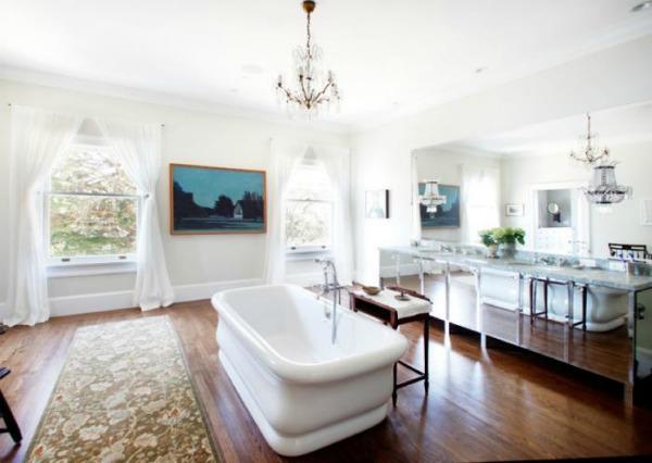 700 belvedere house bath 2 Enterijer i dom: San Francisko na drugačiji način