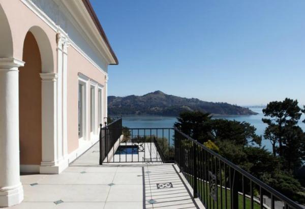 700 belvedere house entry Enterijer i dom: San Francisko na drugačiji način
