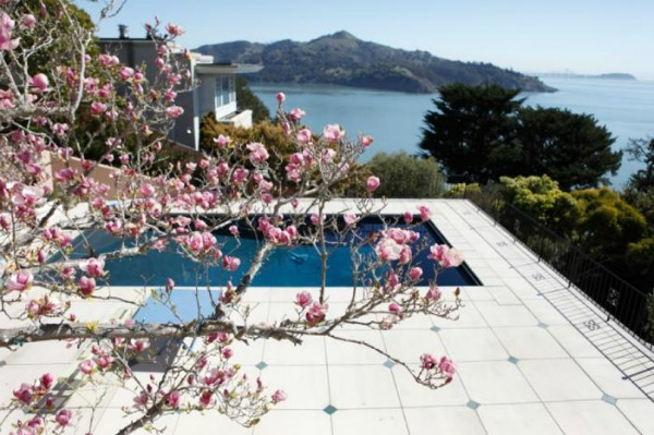 700 belvedere pool Enterijer i dom: San Francisko na drugačiji način
