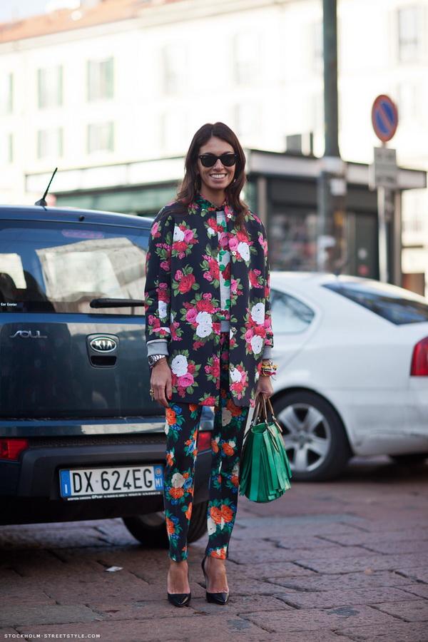 735 Stockholm Street Style: Prolećni trendovi na ulicama