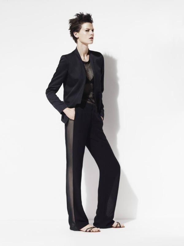 741 Zara: Minimalizam i print