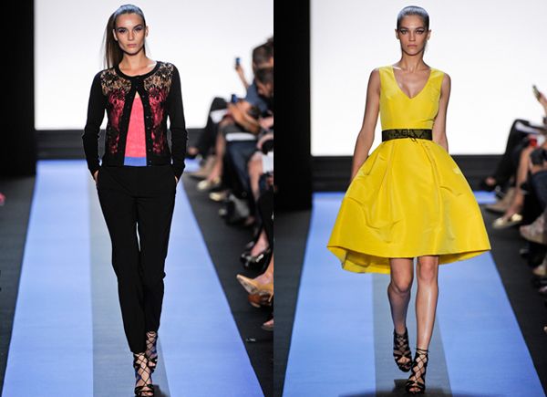 76 Proleće i leto na modnim pistama: Monique Lhuillier