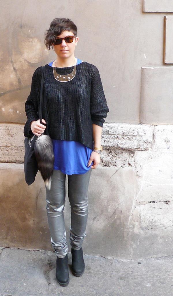 86 Modni blogovi: Ležerno i elegantno