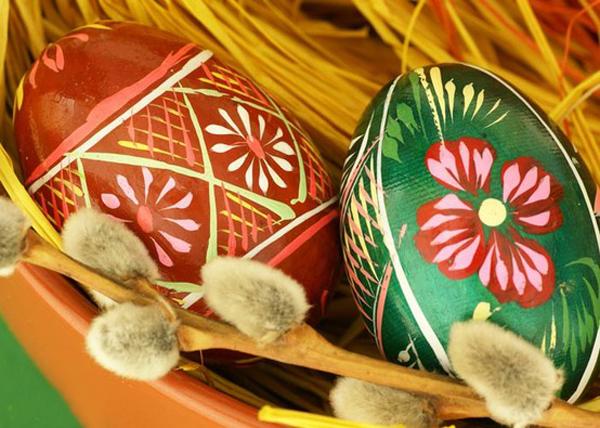 99 Nedeljna doza kreativnosti: Za najlepša uskršnja jaja
