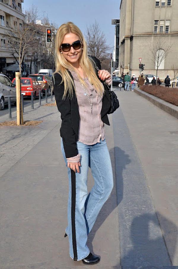 ANA 5696 Modni blogovi: Svedene odevne kombinacije