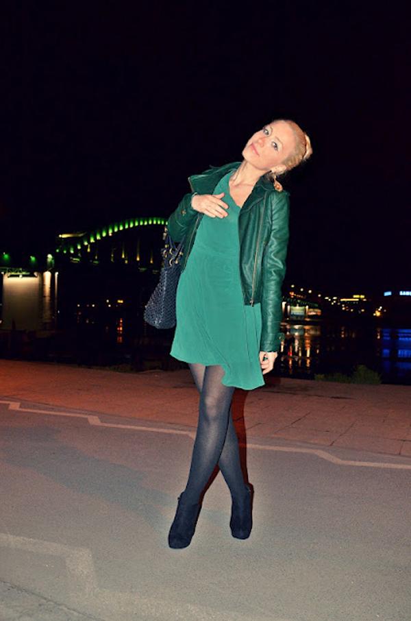 ANA 7053 Modni blogovi: Print, velike torbe i kožne jakne