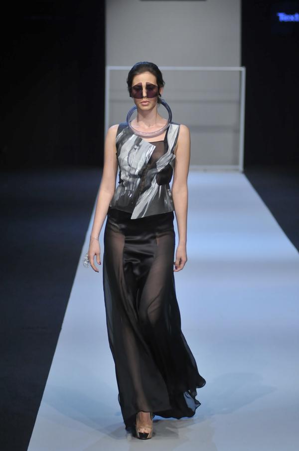 Aleksandra Mitrovska Počeo 31. Amstel Fashion Week