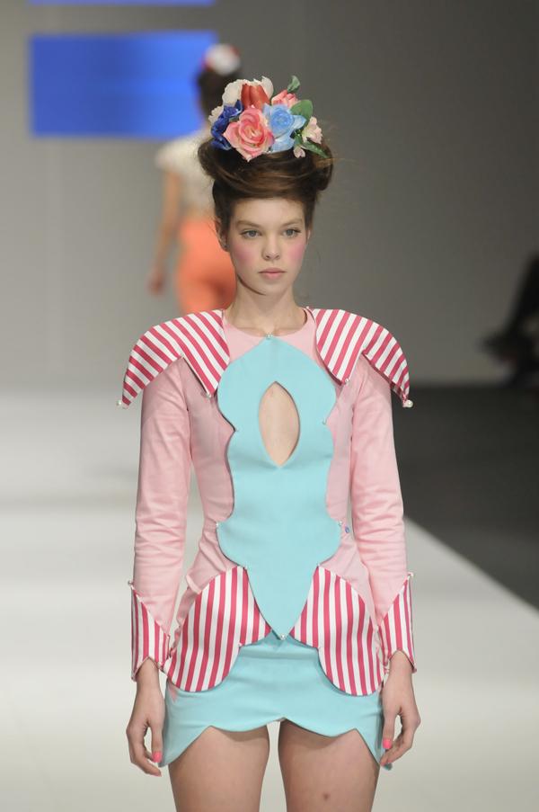 Ana Ljubinkovic Treće veče 31. Amstel Fashion Week a