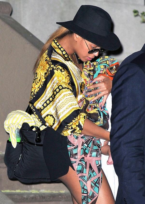 BeyonceKnowles Trach Up: Beyoncé ide u školu