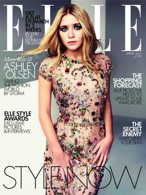 """Elle UK Ashley Olsen 1 764x1024 """"Elle Uk"""": Sestre Olsen kao mlade ikone stila"""